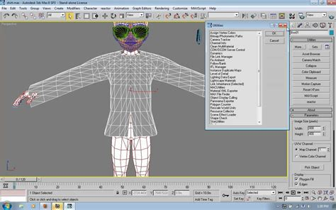 3ds max templates how to use texporter for 3ds max to render uvw templates