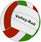 Free Volleyball Clip Art