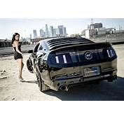 Ford Mustang Hot Girl Wallpapers Pictures Photos Images