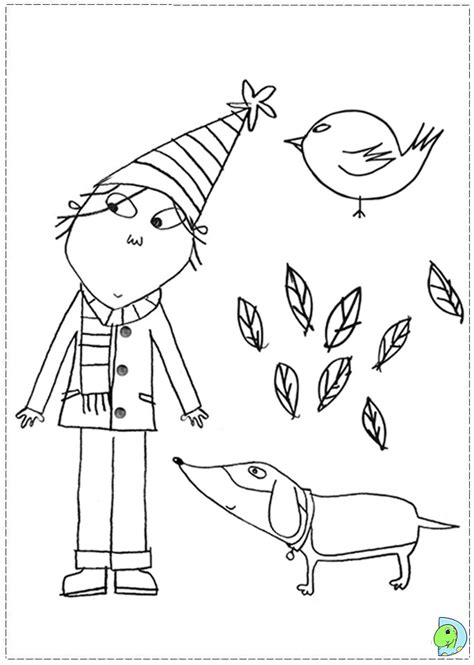 And Lola Colouring Pages Charlie And Lola Coloring Page Dinokids Org by And Lola Colouring Pages