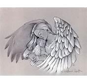 Tattoo Drawing Mary Angels Arm Tattoos Rib Religious