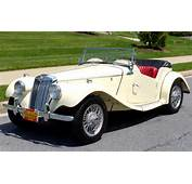MG TF Roadster Bucket Seats And Rosewood Wheel Blog Cars On Line
