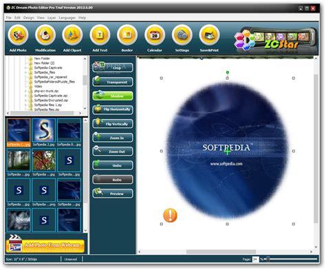 zc dream photo editor full version zc dream photo editor pro download softpedia