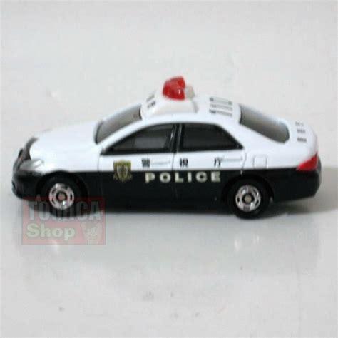 Tomica 110 Toyota Crown Patrol Car jual 110 toyota crown patrol car ttb tomica
