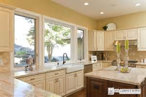 Ivory maple glaze rta kitchen and bathroom cabinets