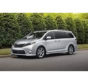 The 2016 Toyota Sienna Does Everything A Family Needs It