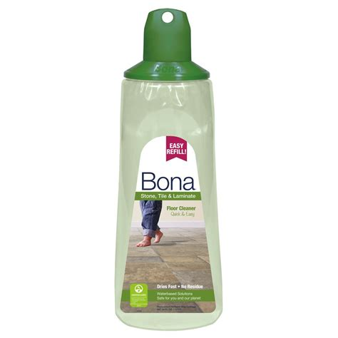 bona 34 oz tile and laminate floor cleaner refill