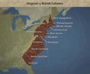 The american colonies 5th grade social studies