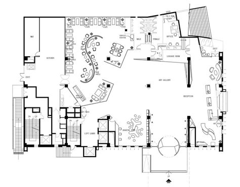 Kitchen Island Layout best 25 hotel floor plan ideas on pinterest master room