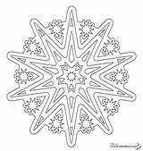 coloriage mandala 16 - Coloriage en ligne gratuit pour enfant