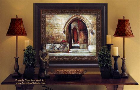 Old Country Home Decor country wall art french country wall decor framed