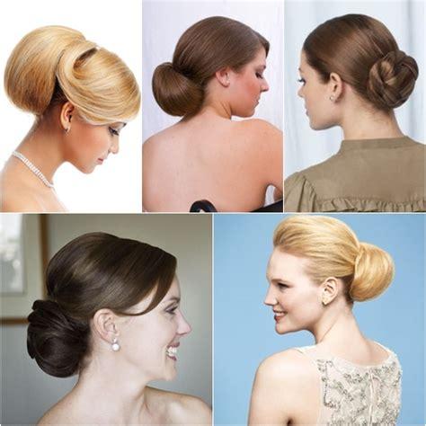 konde rambut pendek modern tips model rambut sanggul teruskan com