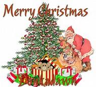 Animated Christmas Tree Lights