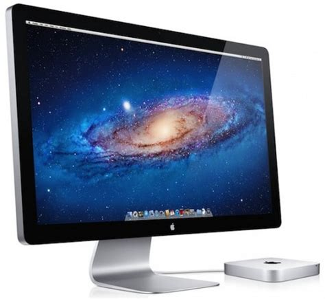 Monitor Mac apple 27 quot thunderbolt displays shipping to stores mac rumors