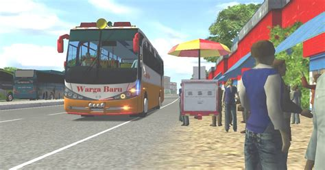 mod game haulin bus indonesia kumpulan mod bus indonesia for game 18 wheels of steel