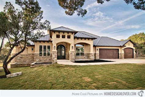 stucco house plans 15 sophisticated and classy mediterranean house designs