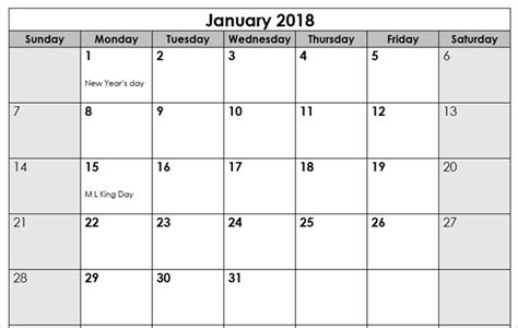 The Best Free Microsoft Office Calendar Templates For The New Year Microsoft Office Schedule Template