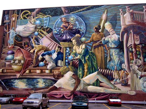 philadelphia mural city art murals street art