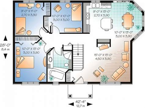 1500 Sq Ft Bungalow Floor Plans | 1500 sq ft ranch house plans 1500 sq ft floor plans 1500
