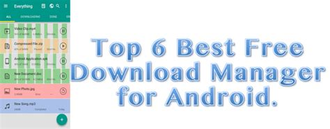 best free downloader for android top 5 best free manager for android tele trick mania