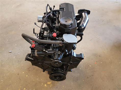 reconditioned mitsubishi s3l2 engine