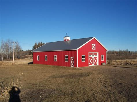100  [ Barns Pictures Of Pole Barns ]   Diy Pole Barns Shed Garage Construction Lp Smartside