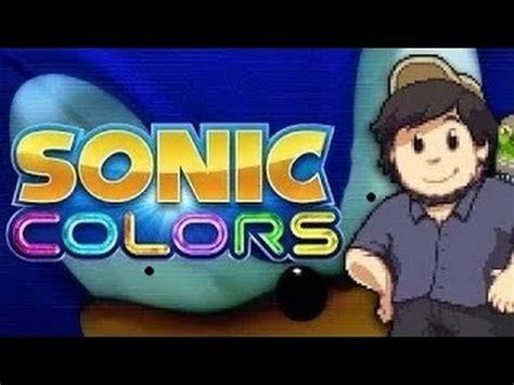sonic colors review jontron sonic colors review hd no subs lost episode 2