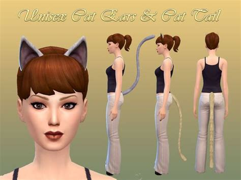 sims 4 updates sims finds sims must haves free sims notegain s sims 4 studio cat ears and tail sims 4