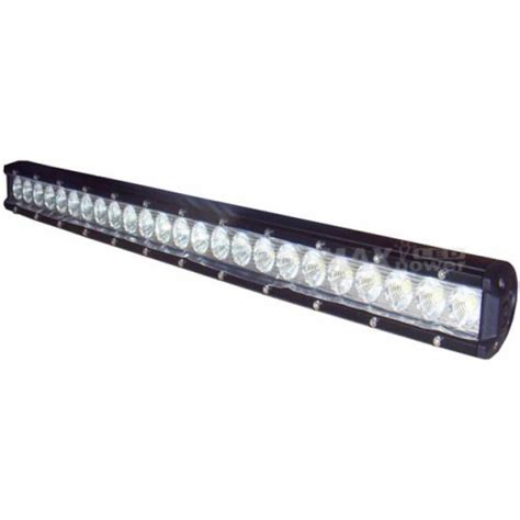 120w Led Light Bar 26 Quot 120w Single Row Led Light Bar