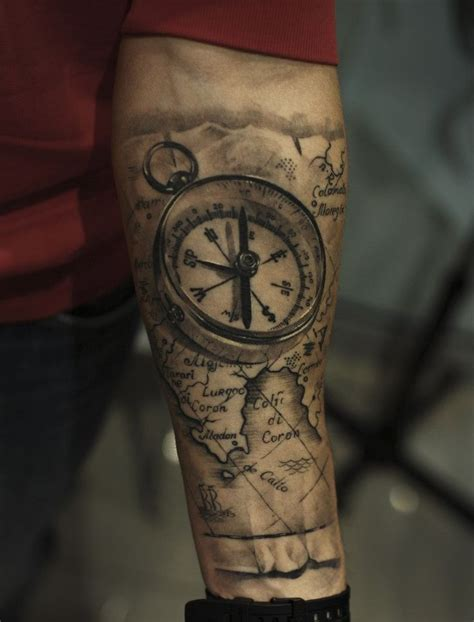 compass tattoo female the 25 best nautical compass tattoo ideas on pinterest