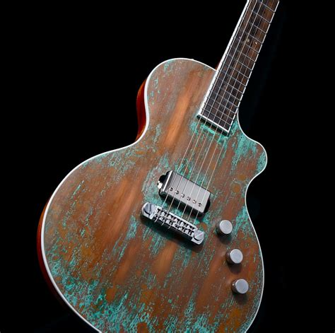 Custom Handmade Electric Guitars - pin by stephen harrison h collective on guitar