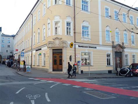 Carl Sp 228 Ngler Bank Salzburg