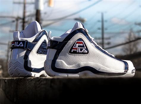 order shoes fila 96 grant hill pre order at packer shoes