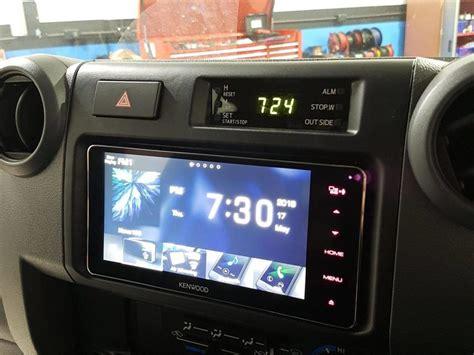 landcruiser  custom car audio fit  performance car audio visual