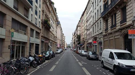 Garage Citroen Lyon Rue De Marseille by Rue De Marseille Lyon Wikip 233 Dia