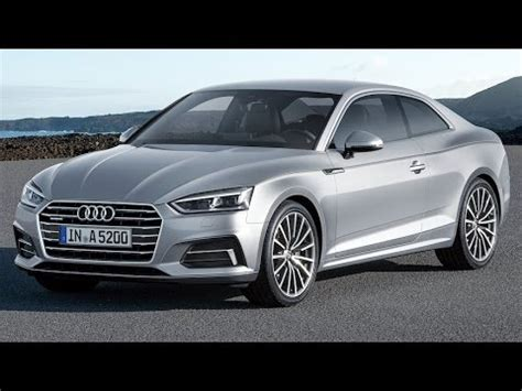 Audi A5 Panoramadach by 2017 Audi A5 Review All New Audi A5