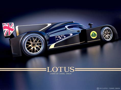 daniel simon lotus lotus and daniel simon start motorcycles division car