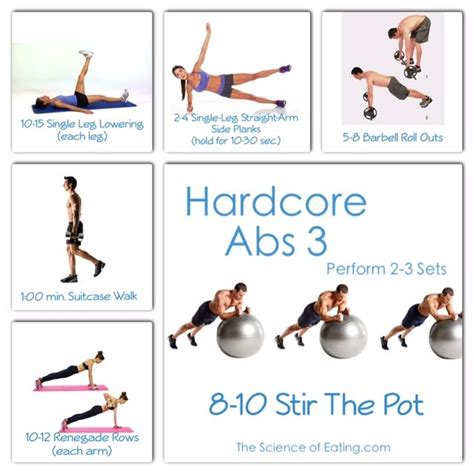 workout abs 3 exercise ab workout workout abs workout routines
