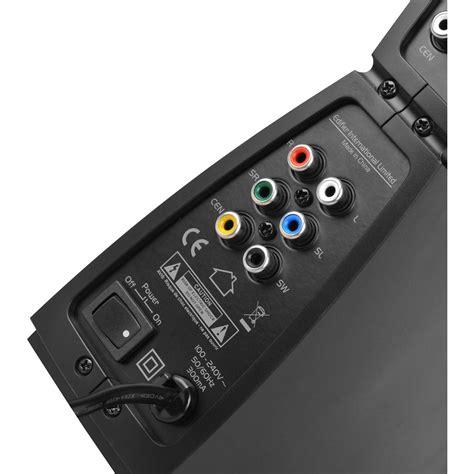 Edifier C6xd 5 1 edifier c6xd 5 1 system 80w rms schwarz hardware