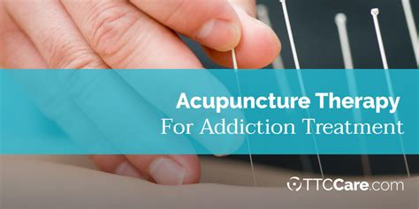 Acupuncture Helping Detox by Acupuncture Therapy For Addiction Treatment