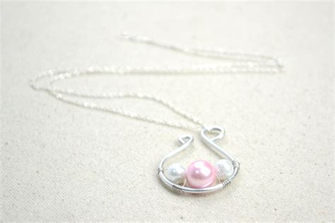 Simple Handmade Jewelry - handmade jewelry designs simple yet dignified pearl