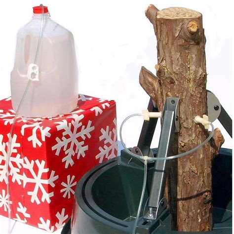christmas tree i v intravenous watering system for cut