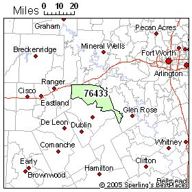 dale texas map best place to live in bluff dale zip 76433 texas