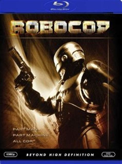 Dvd Robocop Poly 5 1disc by Robocop Dvd Weller
