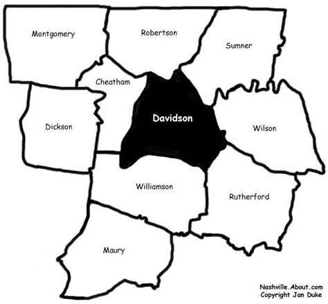 Davidson County Search Davidson County Utilities In Tennessee
