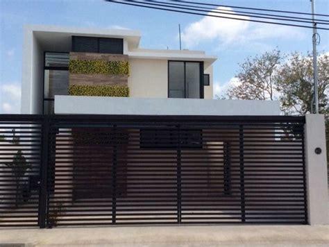 cocheras modernas fachadas de casas con cochera