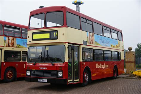 Decker For Sale by File Hedingham Omnibuses L376 Volvo Olympian Northern Counties