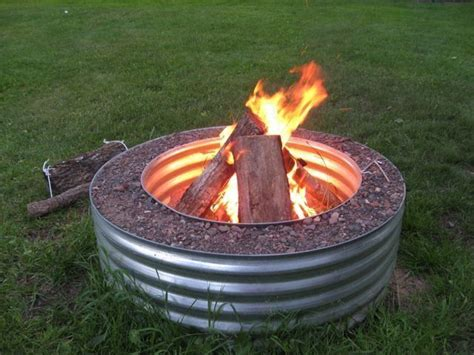 galvanized pit ring 25 best ideas about cool pits on rustic