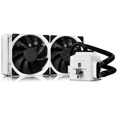 Deepcool Captain 240 Ex Liquid Cooler Unggulan deepcool captain 240 ex white liquid cpu captain 240 ex white
