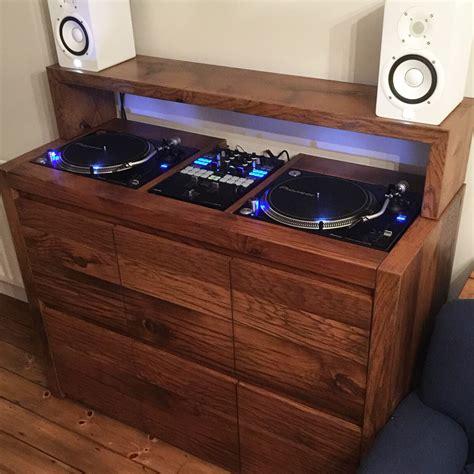 designing the perfect custom made dj stand av soul